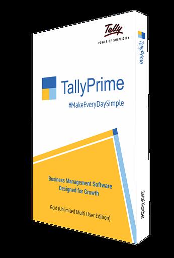 TallyPrime Gold